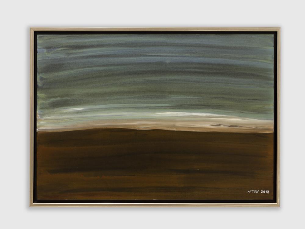 Landschap / Landscape 1050 X 750 Incl. lijst/ frame